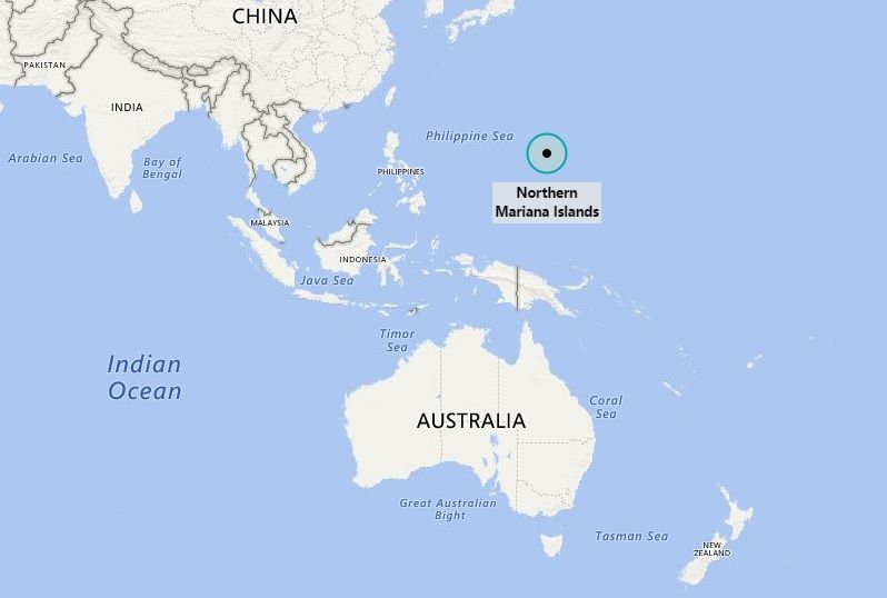 Where is Northern Mariana Islands | Oceania | Pinterest | Northern ...