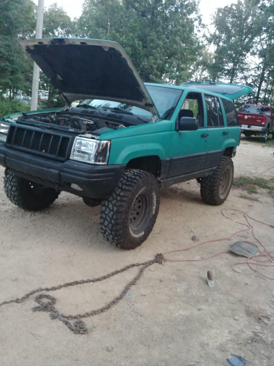 Pin on Jeep ZJ