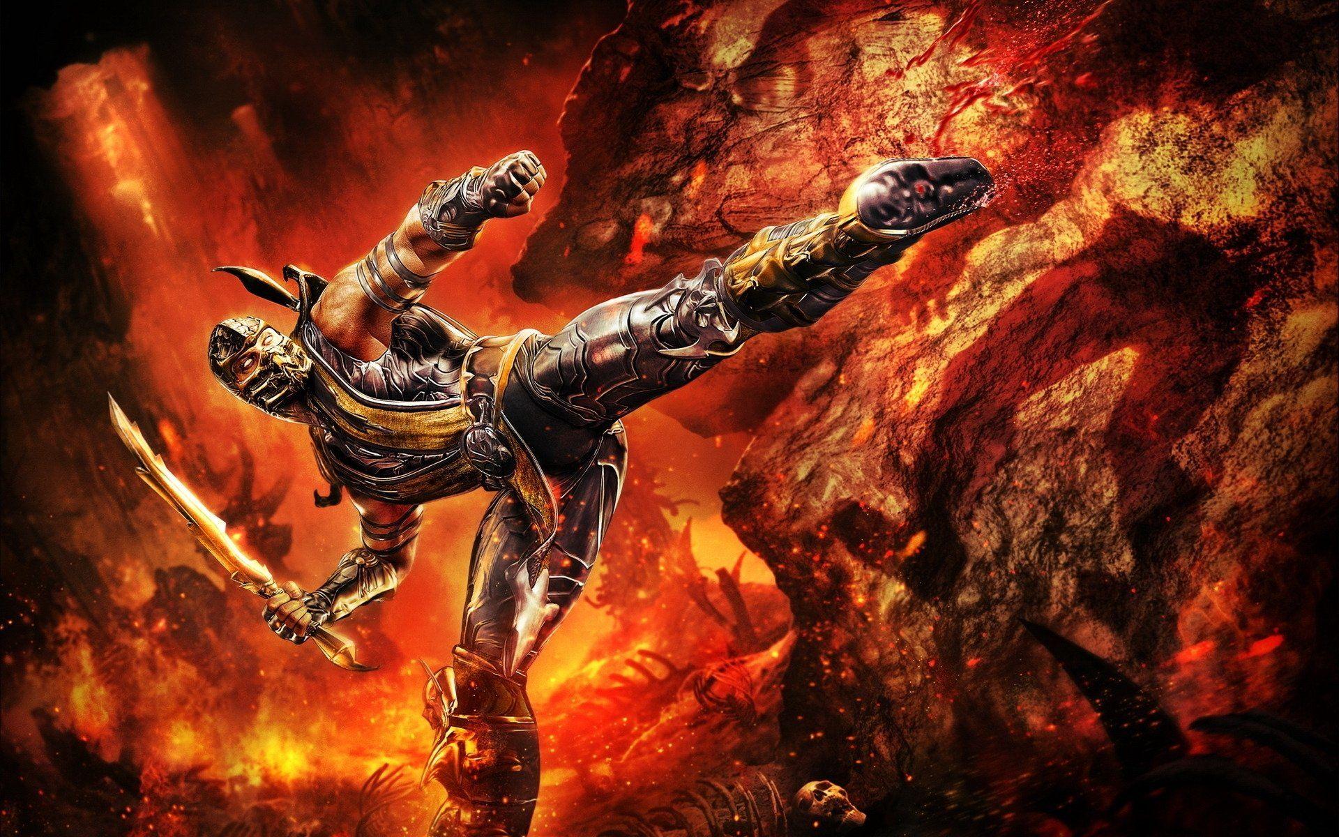 1920x1200 Mortal Kombat Imágen De Fondo De Pantalla Mira Descarga Coment Scorpion Mortal Kombat Mortal Kombat X Fondos De Pantalla Imagenes De Mortal Kombat