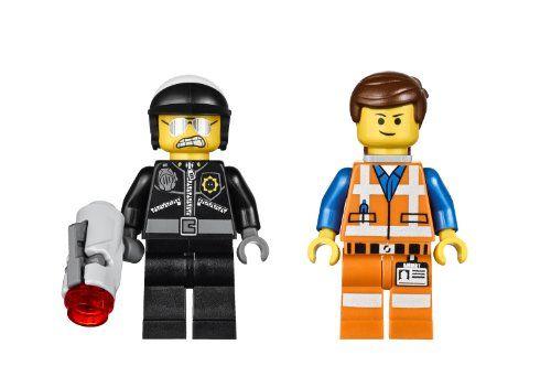 Lego Movie Bad Cop S Pursuit The Brick Pile Lego Movie Lego Lego Toys