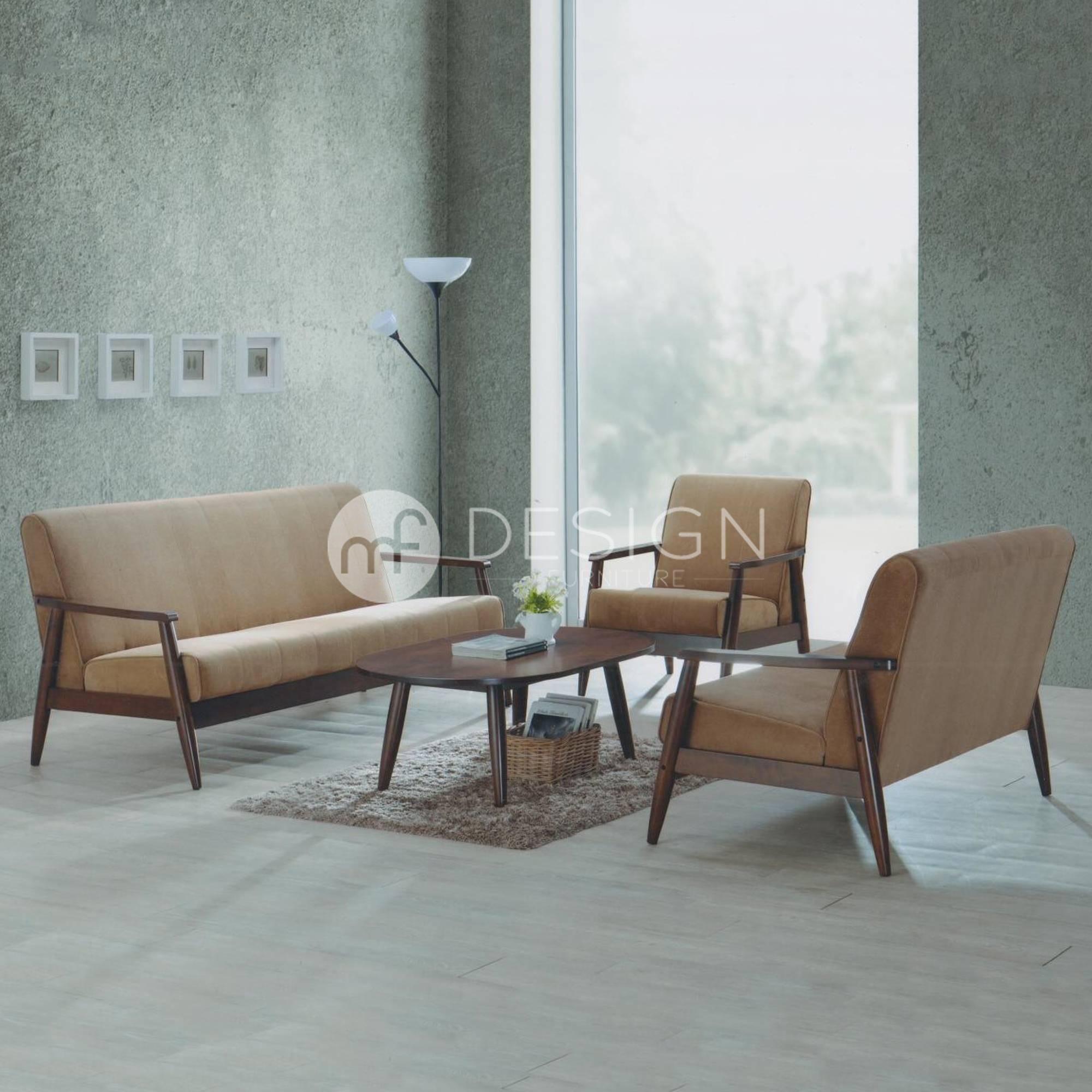Furniture Design Malaysia boss 1+2+3+table antique wooden arm sofa | mf design - malaysian