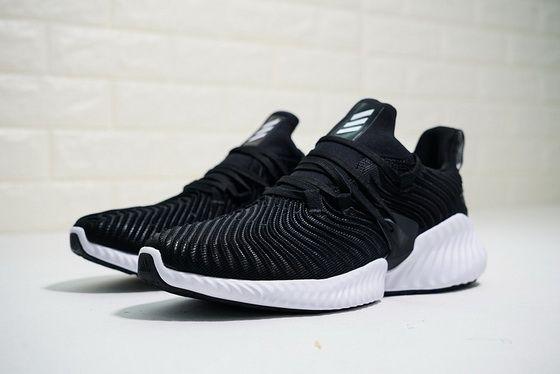 0eeba2f30f19d Adidas Alphabounce Instinct Cc M White Black B76036 Sneaker paint Shoe