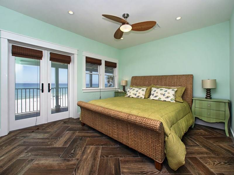 Coastal Commodity ~ Love the view from this Panama City Beach home! We could wake up to this every day!