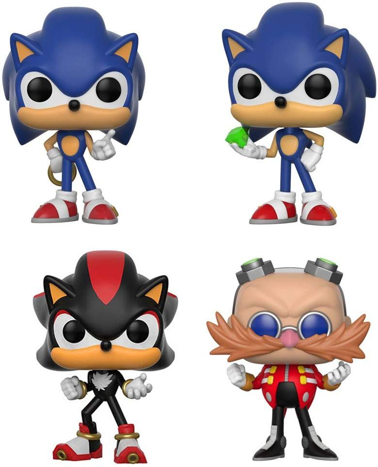 9a899be38d6 Funko Pop Games Sonic - Sonic w  Ring
