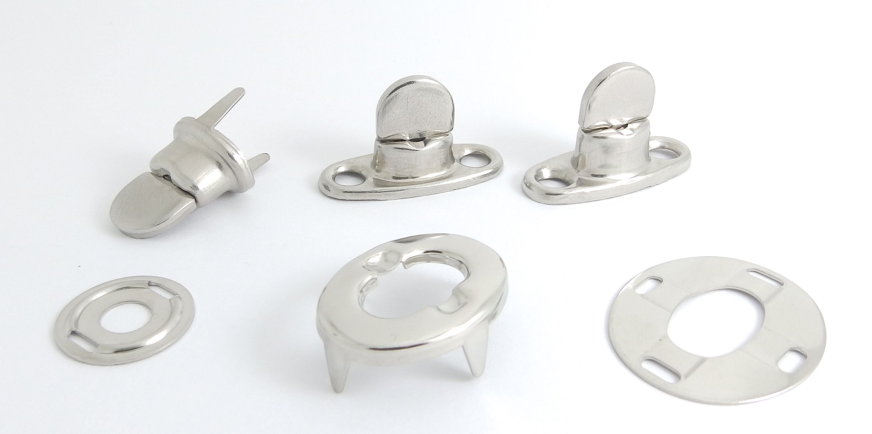 Marine Grade 316 Stainless Steel Turnbutton Fasteners 316 Stainless Steel Rivets Fasteners