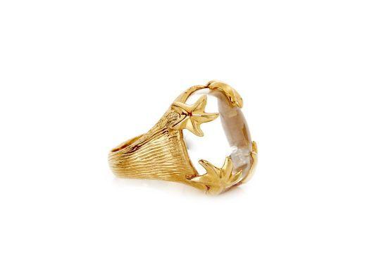 Urban Posh Crystal Ring