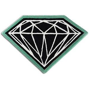 Diamond Supply Co Rug