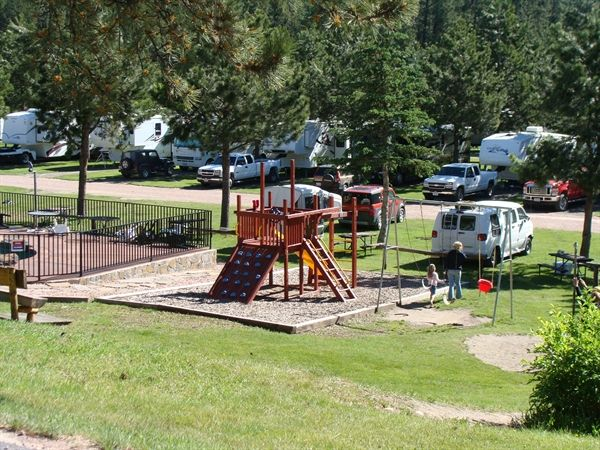 Crooked Creek Campground Resort In South Dakota Located In A Quiet Shaded Valley Of The Southern Black Hills This Place Has So Much To Offer From Lod Tipis