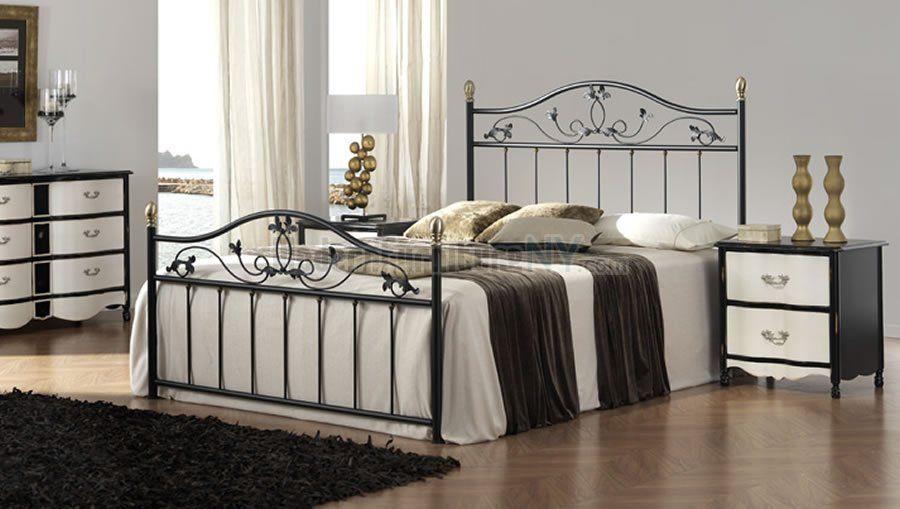 Metallic Beds Interiors Furniture