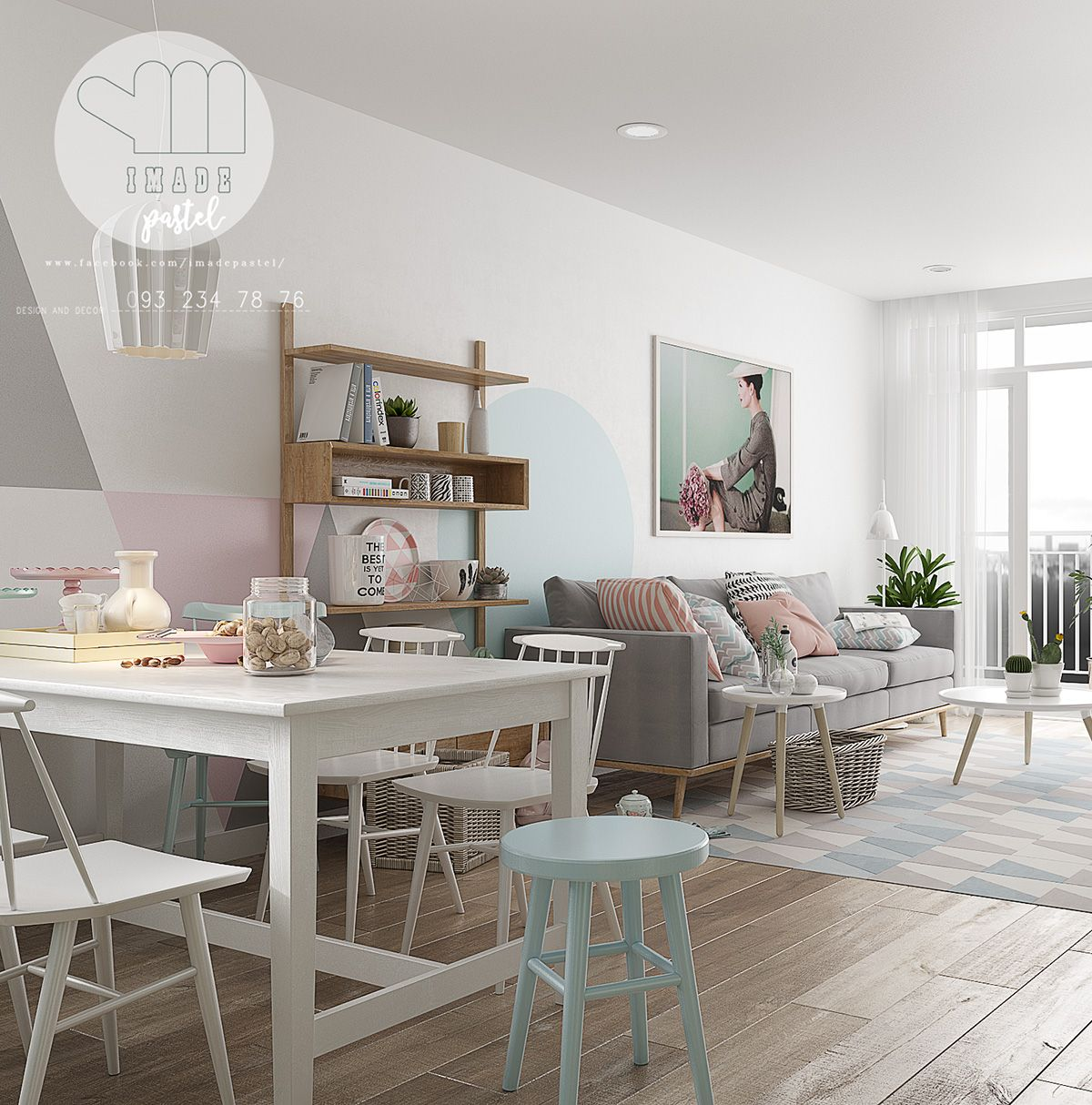 Pin On Interiors In The Scandinavian Style