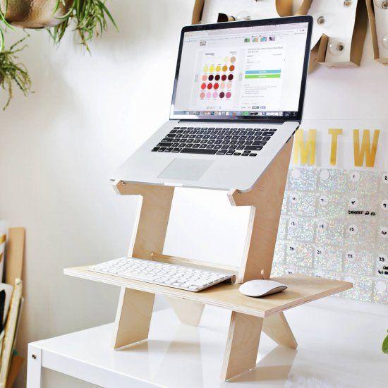 Standing Desk Diy Diy Standing Desk Tabletop Standing Desk Standing Desk Converter