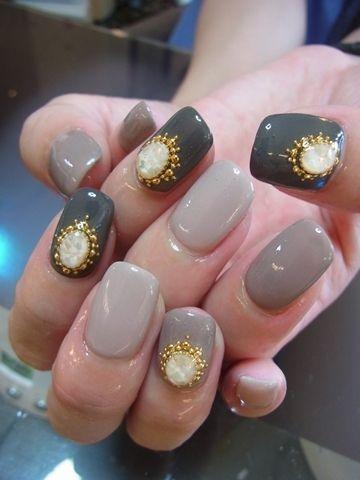 #nail #nails #nailart | See more at http://www.nailsss.com/french-nails/3/