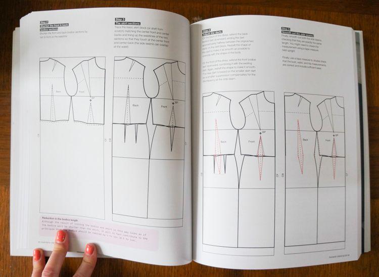 Book Club Patternmaking By Dennic Chunman Lo Patternmaking