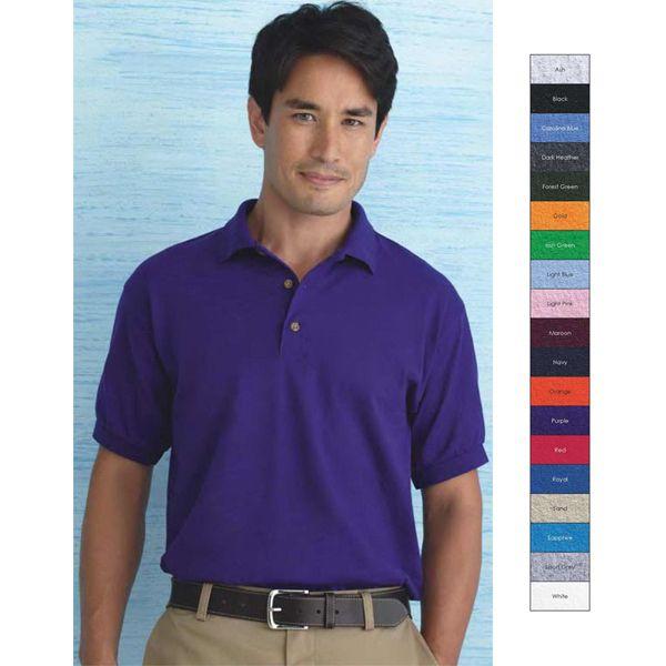 6e4ba0086a8 Adult DryBlend (TM) Jersey Sport Shirt...Adult sport shirt made of 5.6 oz