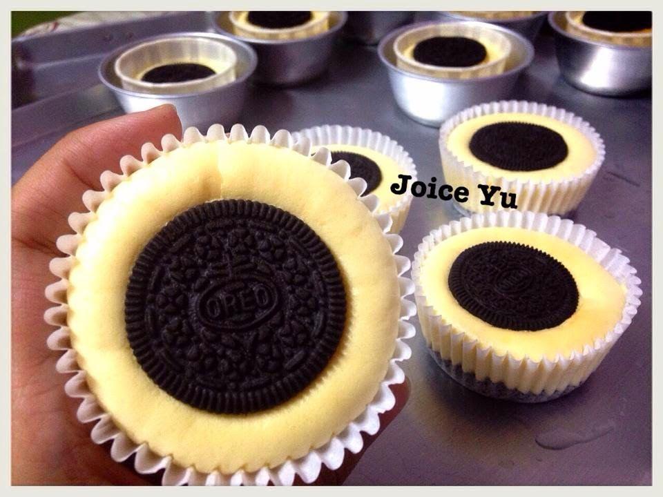 Baking S Corner Oreo Condensed Milk Cheesecake Joice Yu Cheesecake Easy Desserts Desserts