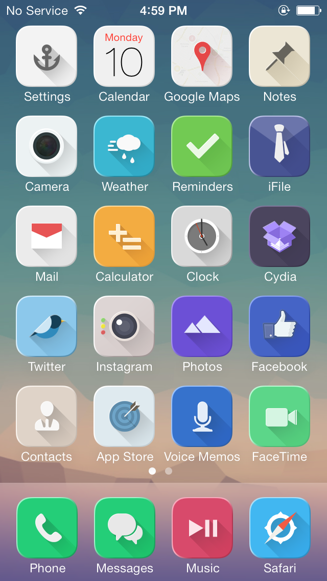 Pin by Rosa Alice on Technology | Iphone, App icon, Ios 7