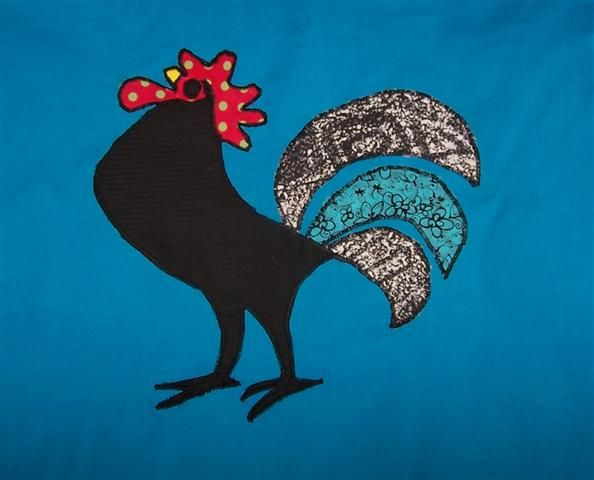 Free chicken applique patterns this pattern is another free