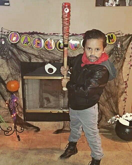 Negan Halloween Costume · Cool Kids ...  sc 1 st  Pinterest & Negan Halloween Costume | Cool Kids Costumes | Pinterest | Halloween ...