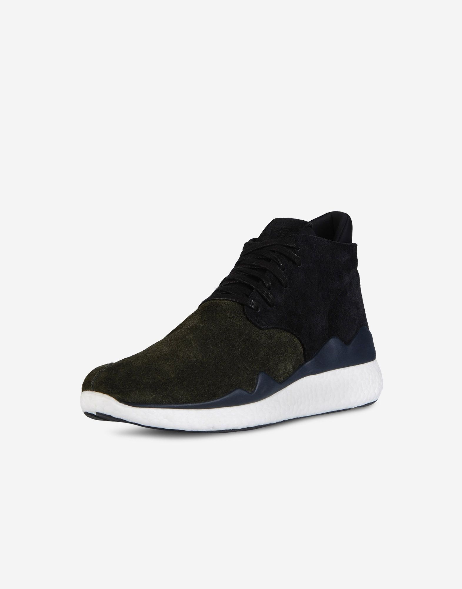 Check out the Y 3 DESERT BOOST Sneakers for Men and order today on the official
