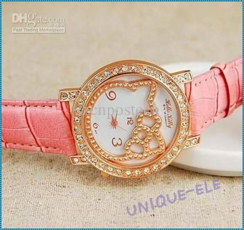 New big dial lovely girls ladies wrist watch quartz fashion gift cheap wrist watch best lovely girls ladies wrist watch quartz fashion gift online with 292 negle Image collections