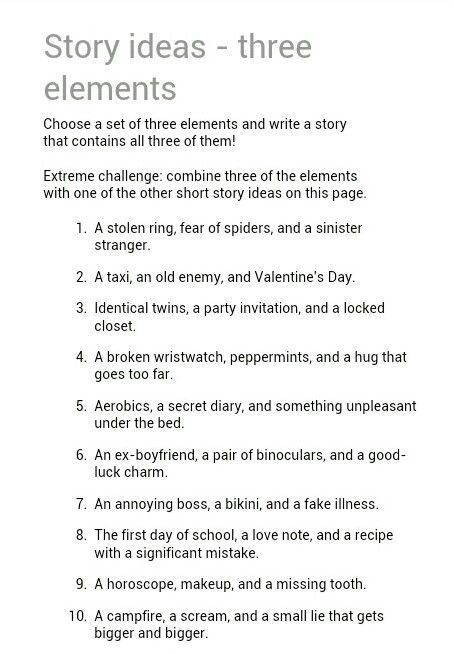 20 Creative Writing Prompts for Romance Novels
