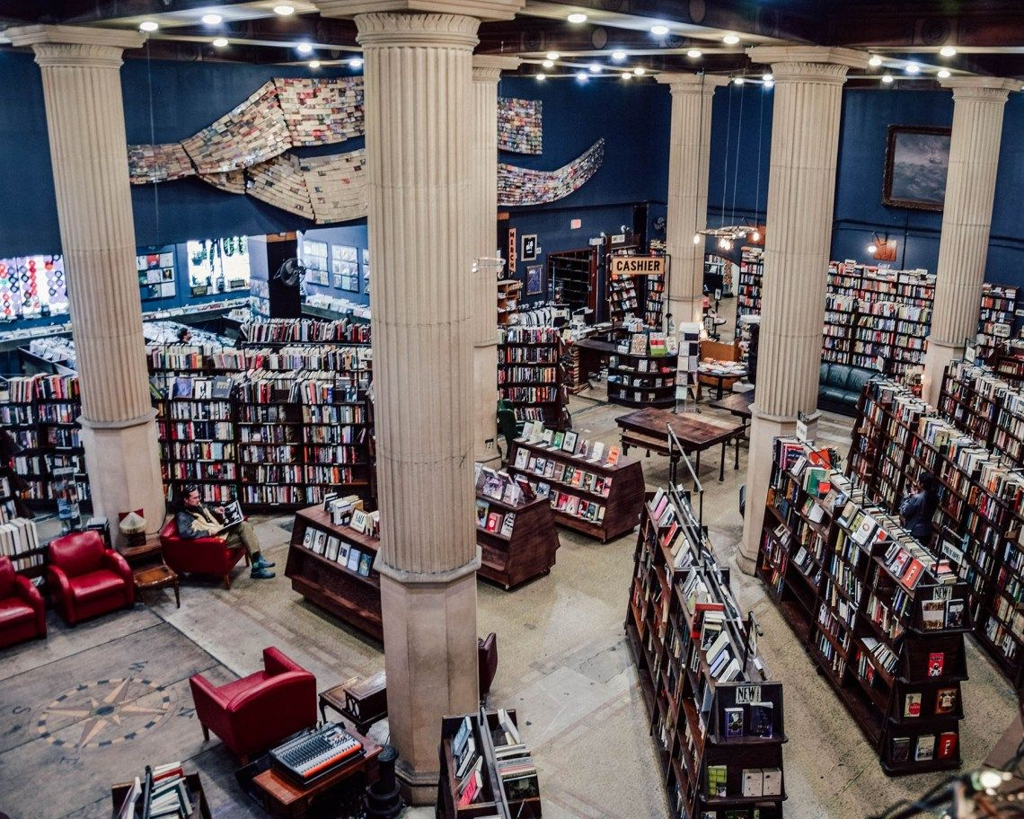 Downtown La Motors >> Best Things To Do In Downtown La The Last Bookstore Los