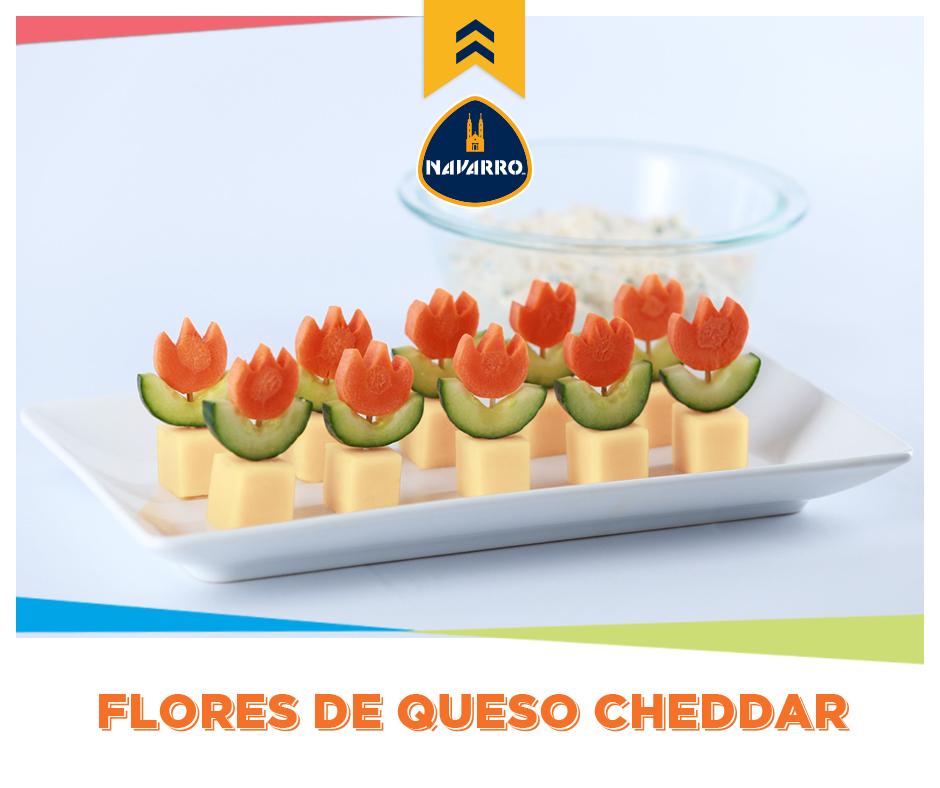 sirve estas bonitas y ricas flores con tu aderezo o salsa preferida a que necesitas