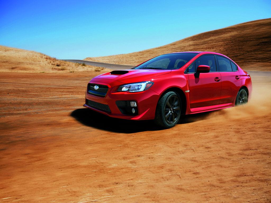 Subaru Wrx 2015 Presentata Al Salone Di Los Angeles Subaru Wrx