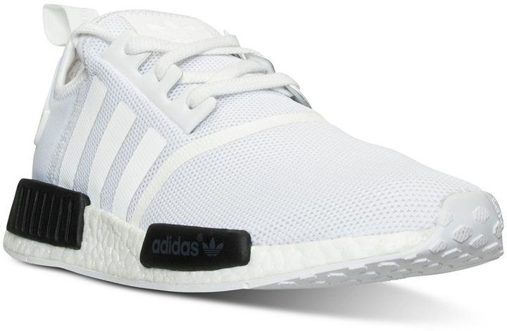 adidas Men's NMD Runner Running Sneakers from Finish Line