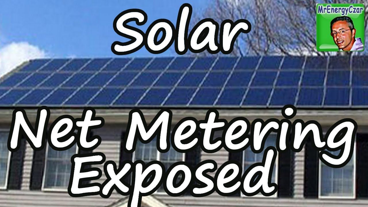 Net metering is not taking the country by storm. Mainly due to the fact that the utility companies still have too much power over the end user.
