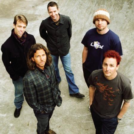 Pearl Jam - love Stone's smile