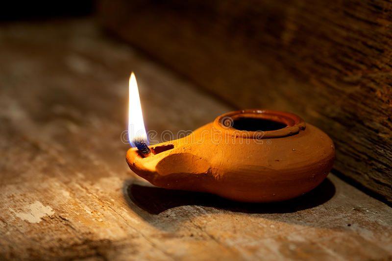 Bless me with Your gift of Light Evangelical Light Biblical Museum Pottery oil lamp Let Your light shine Guiding Light God/'s Light