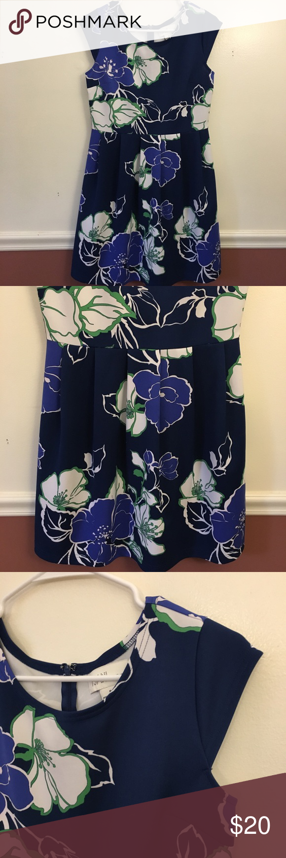 Isani For Target A Line Blue Green Floral Dress Isani For Target A Line Dress Size Small Blue Green Floral Pat Green Floral Dress Floral Dress Clothes Design [ 1740 x 580 Pixel ]