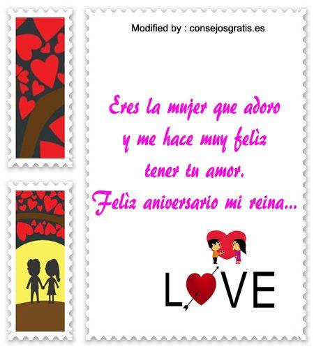 mensajes bonitos de aniversario de novios,Mensajes de aniversario de novios: http://www.consejosgratis.es/mensajes-para-mi-novio-por-el-primer-ano-de-relacion/