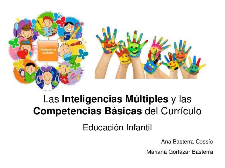 Pin de Hacer Educación en Inteligencias Múltiples | Pinterest ...