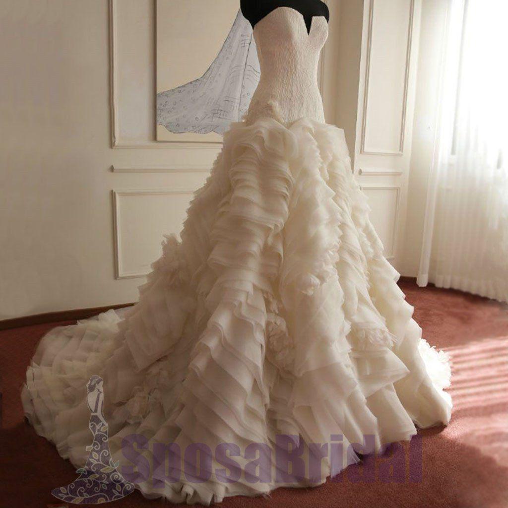 Red wedding dress meaning  Sweetheart Gorgeous Elegant Formal Ivory Beautiful Handmade Wedding