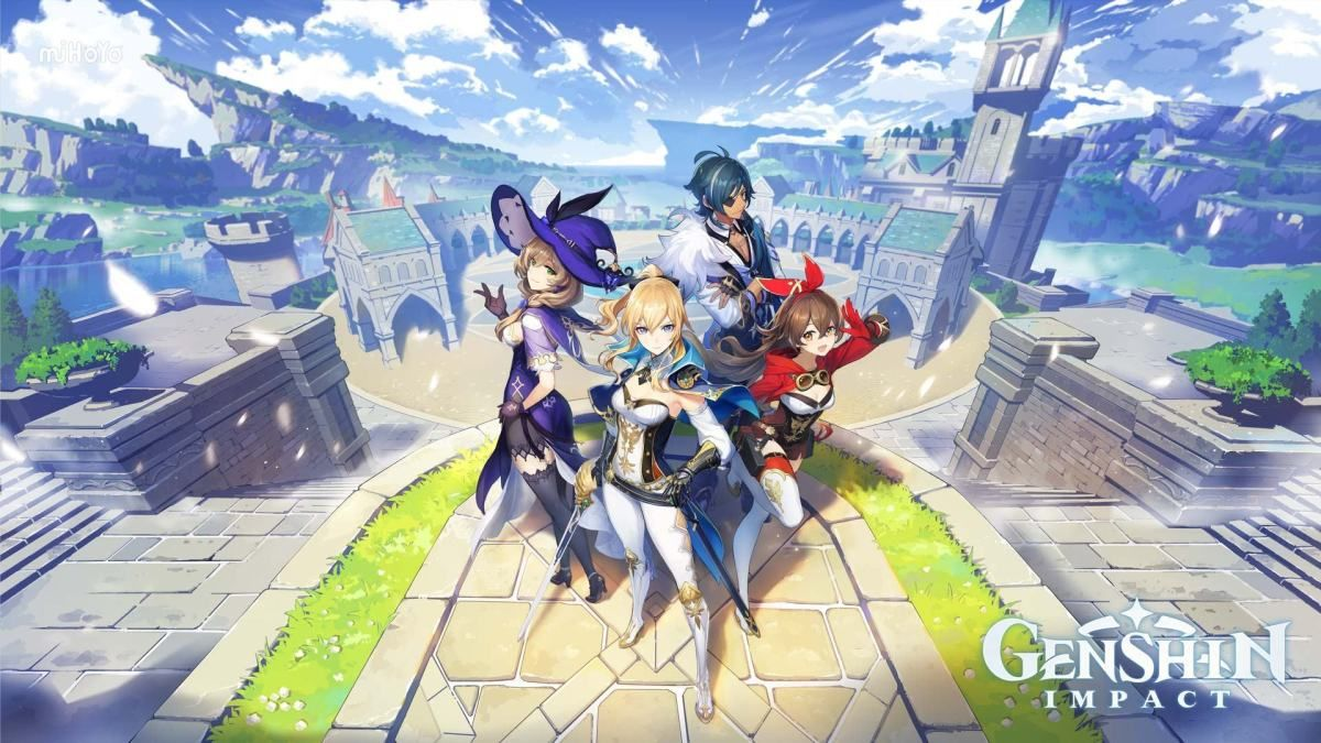 Genshin Impact A New OpenWorld Action Game For PC, PS4