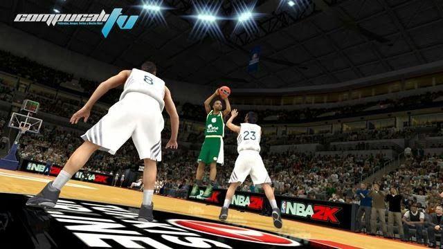 Nueva edición del Simulador de Baloncesto NBA 2K14 PC Game Full Español de la Compañía 2K Sports, un nuevo desafió para cautivar a los aficionados del deporte
