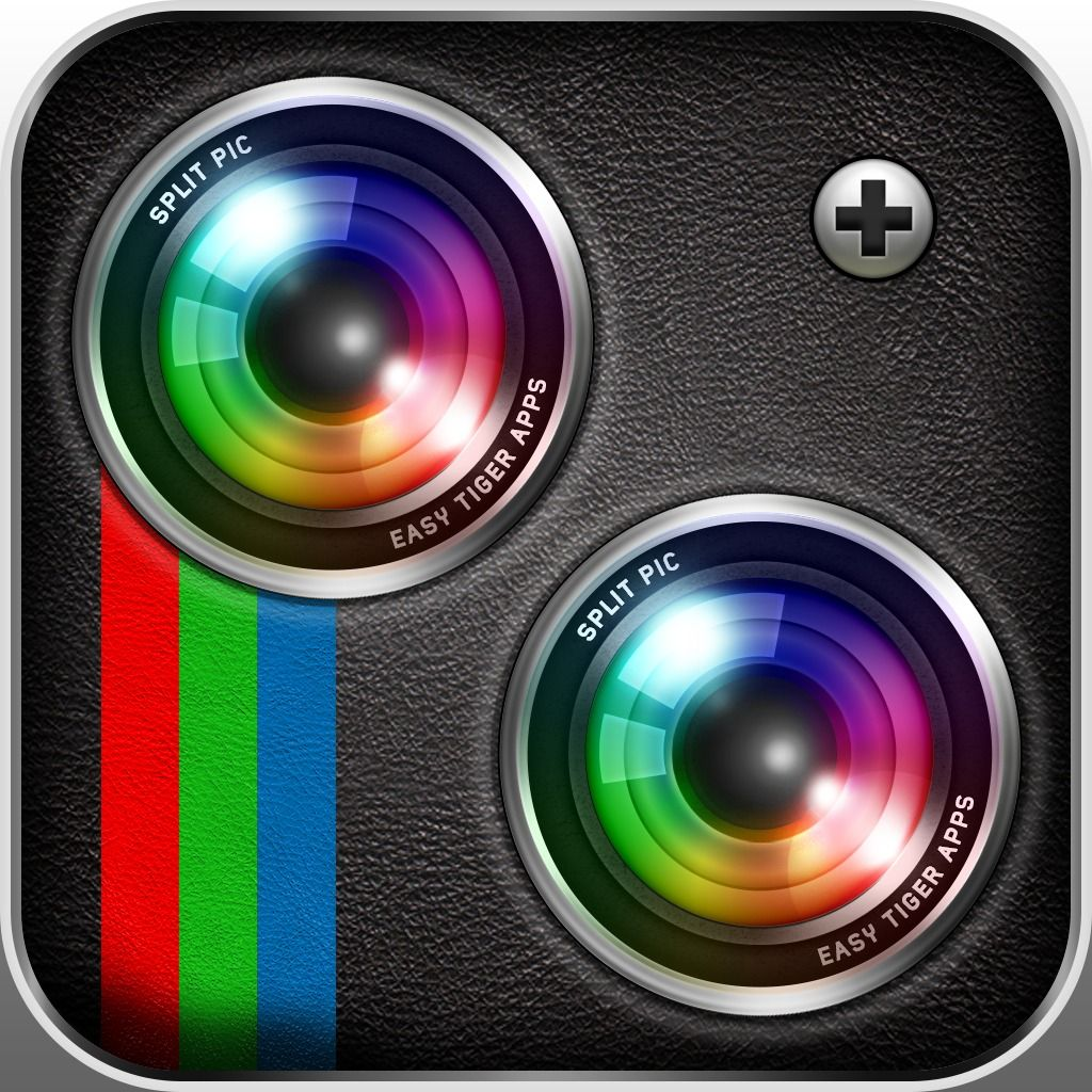Split Pic 2.0 Clone Yourself, + Photo Filters and FX