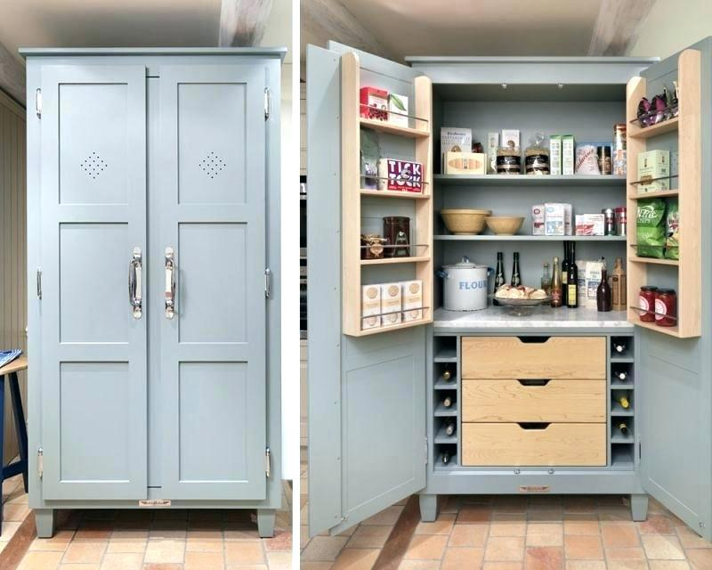 Stand Up Pantry Cabinet Free Standing Kitchen Cabinets Alone Plans Ikea C Kitchen Pantry Cabinet Freestanding Kitchen Pantry Cupboard Kitchen Cabinet Storage