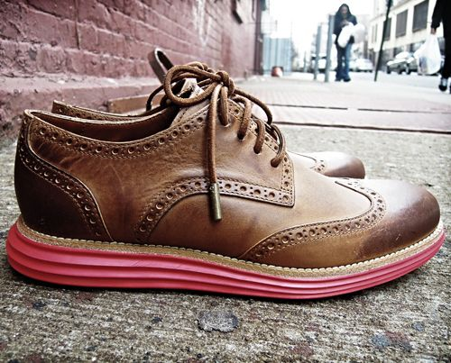 Cole Haan x Nike Lunargrand Leather