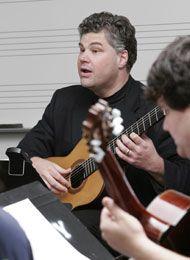 Michael Hull | Affiliate Instructor - Guitar
