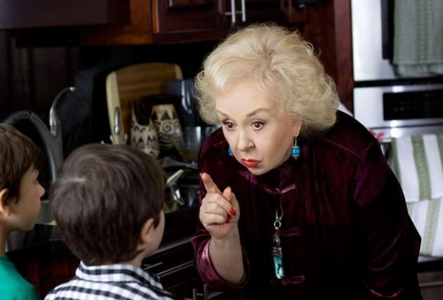 Doris Roberts Dies; Emmy-Award Winning Actress Was 90