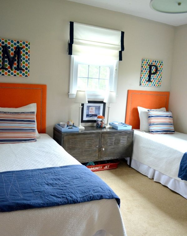 25 Awesome Shared Bedroom Ideas For Kids Shared Boys Rooms Boys Room Blue Boys Room Decor