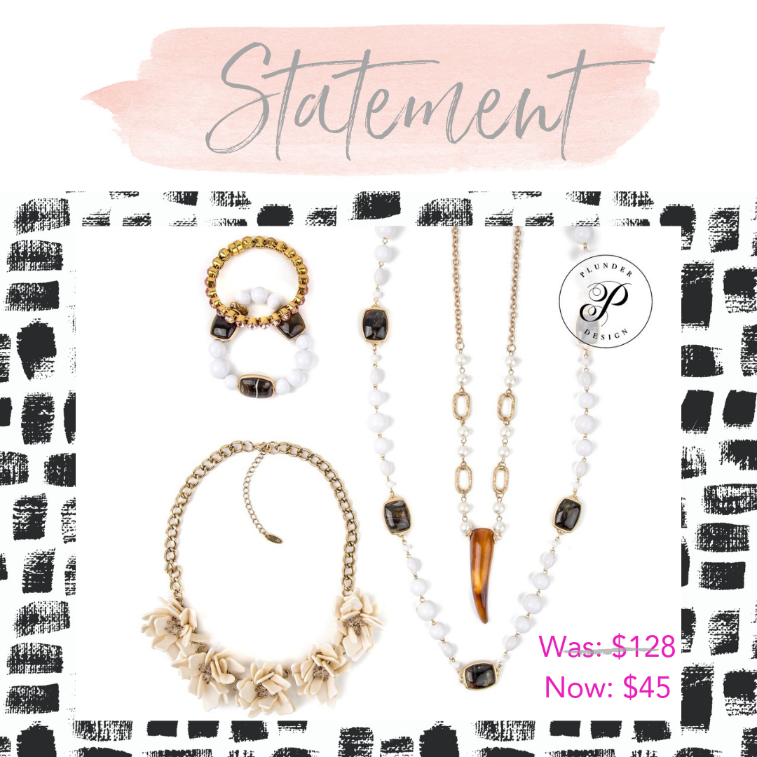 Statement More Plundermania Bundles These Go Live Tuesday 6pm Mst 7 Pm Cst I Am Taking Preo Plunder Design Jewelry Vintage Costume Jewelry Vintage Costumes
