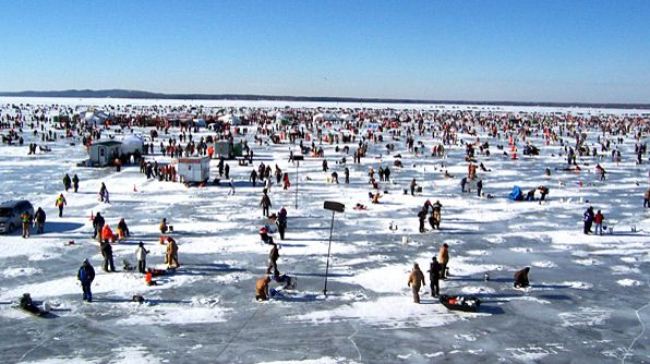 Brainerd Ice Fishing Extravaganza Lakes And Ice Fishing