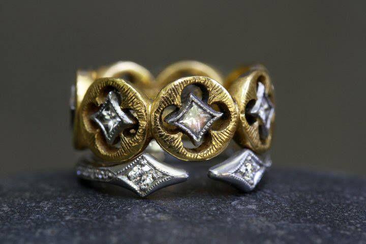 pingl par white bird jewellery sur designers cathy waterman pinterest bijoux. Black Bedroom Furniture Sets. Home Design Ideas