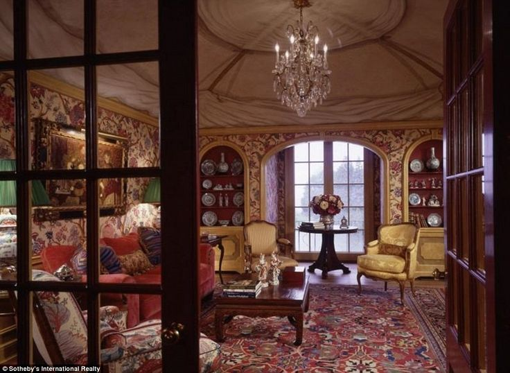 1920s Interior Old Money Google Search Bedroom Red
