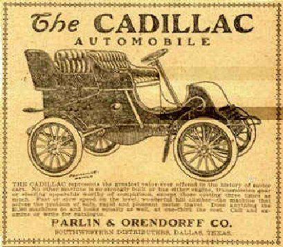 Resultado de imagen para Cadillac 1903