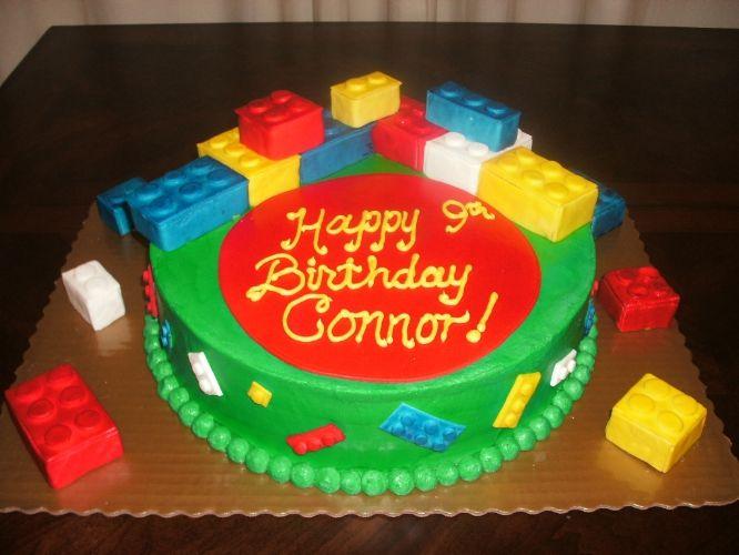 Lego Cake Birthday Cakes Cake Lego Cake Lego Movie Cake